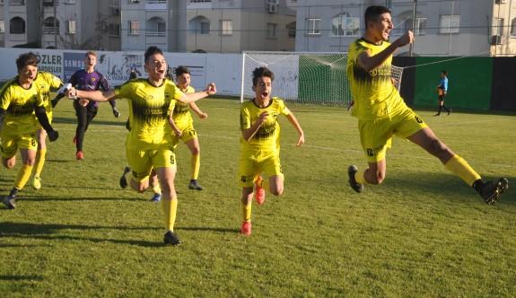 U17 Ligi finali Başkentte