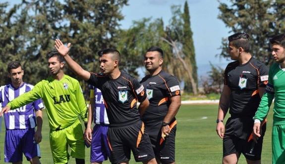 U17 Ligi finalinin hakemi açıklandı
