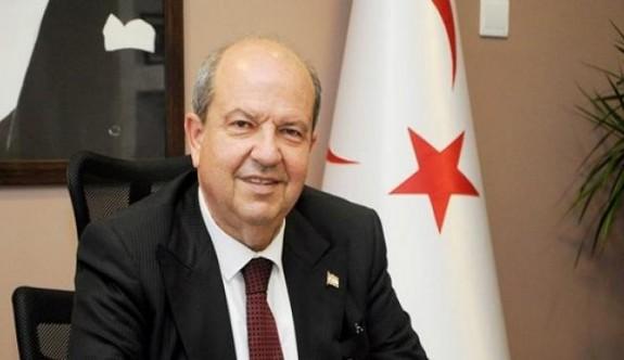 UBP'nin Cumhurbaşkanı adayı Başbakan Ersin Tatar