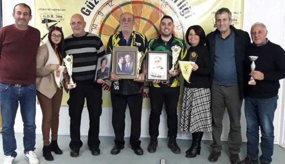 Yılmazoğlu Darts Turnuvasını Gamla kazandı