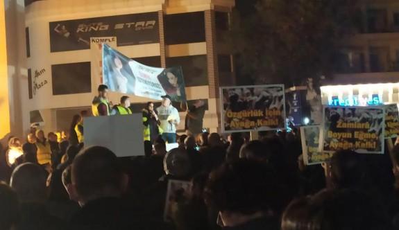 """""""Yol Yoksa Seyrüsefer Da Yok"""" eylemcilerinden hükümete süre"""
