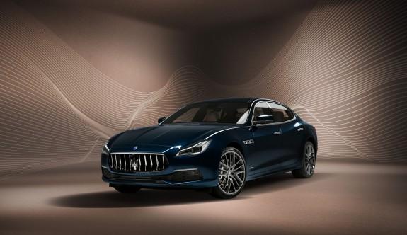 100 özel Maserati'den iki tanesi Türkiye için