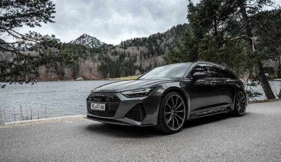 2020 Audi RS7 göz alıyor
