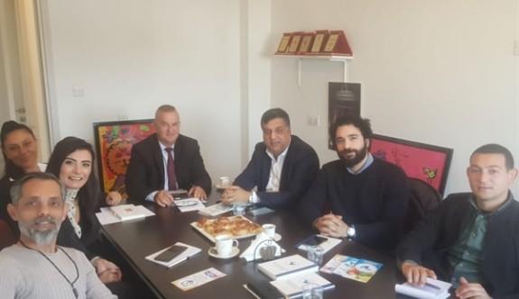 Beyarmudu Belediyesi ile uyuşturucuyla mücadele konusunda işbirliği geliştiriliyor