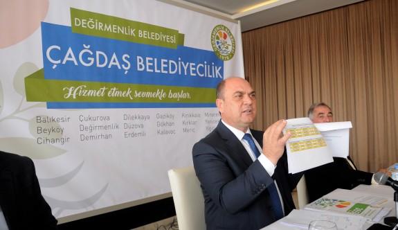 Değirmenlik Belediyesi'nin 2020 için yatırım hedefi 14 milyon TL