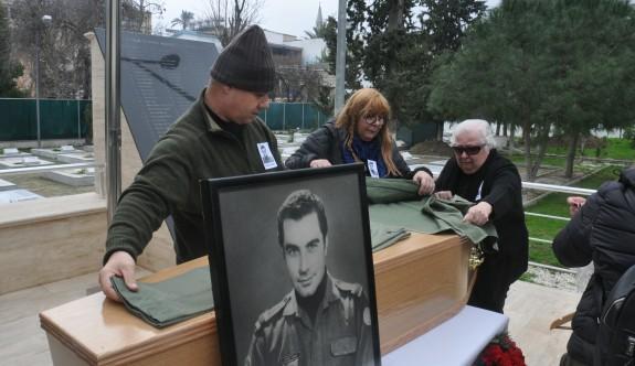 Ecvet komutana 46 yıl sonra cenaze töreni