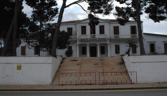 Girne Müzesi'nde tadilat ve tasarım çalışmaları başladı
