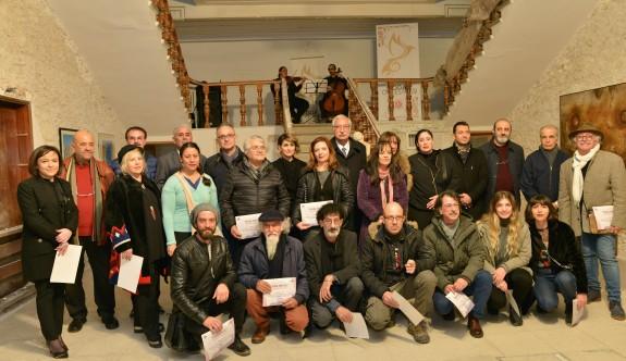 Girne Müzesi'ne dönüştürülmekte olan binada ilk etkinlik