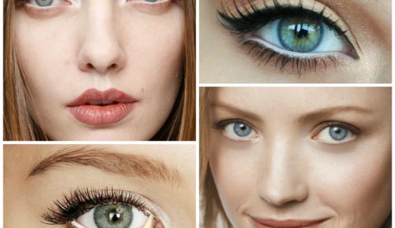Gözlerin daha genç ve canlı gözükmesi için yapılması gerekenler