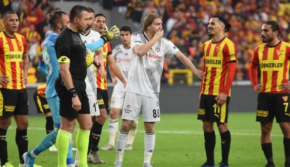 Göztepe – Beşiktaş maçı için karar verildi!