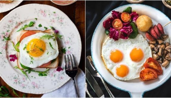 Kahvaltı Keyfinizi Bir Üst Seviyeye Taşıyacak Besleyici ve Az Kalorili Kahvaltı Tarifleri