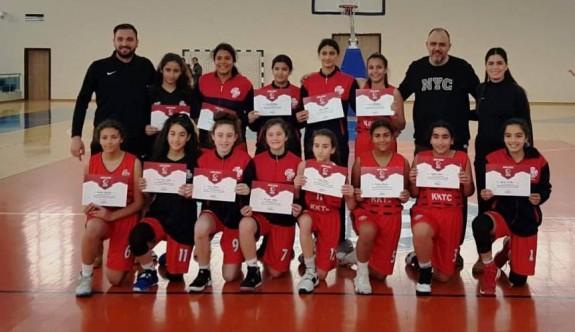 Kızlarımız kayıpsız Anadolu Şampiyonasında