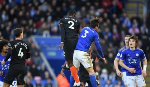 Leicester City, Chelsea'ye takıldı