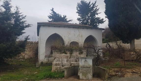 Tera Camisi tamir ediliyor