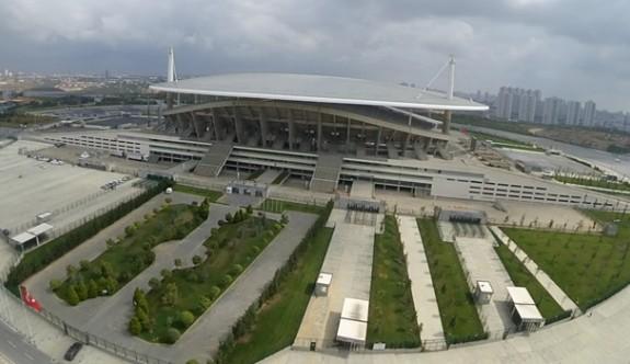 Türkiye Kupası Finali Atatürk Olimpiyat Stadı'nda
