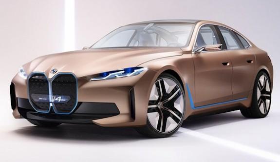 BMW i4, 2021'de seri üretime geçecek