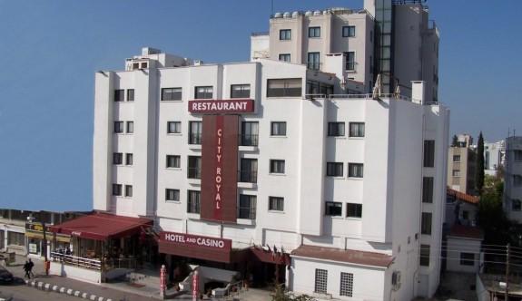 City Royal karantina oteli oldu