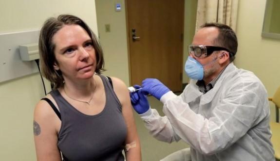 Corona virüs aşısı insanlı testlere başlandı