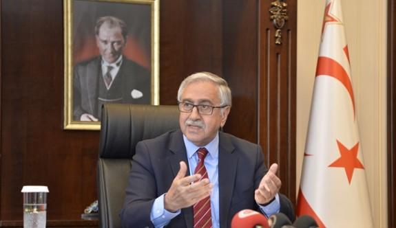 Cumhurbaşkanı Akıncı'dan vatandaşlara duyarlılık çağrısı