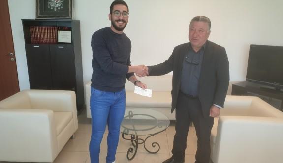 Dinçer Şoföroğlu'na, Esenem'den destek