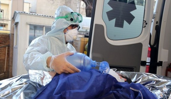 Dünyda koronavirüs vakası ürkütücü boyuıta ulaştı