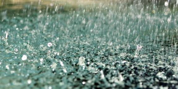 En fazla yağış Mehmetçik'e kaydedildi