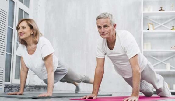 Evde bağışıklık sisteminizi güçlendirecek egzersizler
