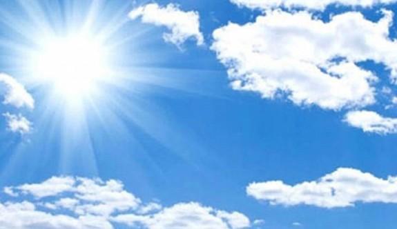 Hafta başından itibaren hava sıcaklığı artacak