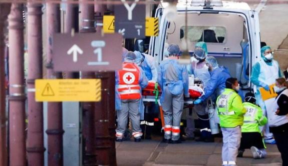 İspanya ve İran'da ölümler katlanarak devam ediyor