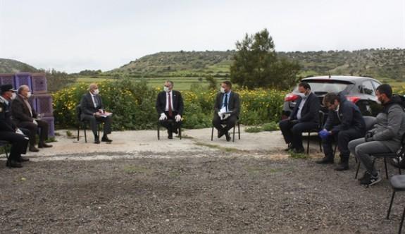 Karpaz Koordinasyon Komitesi ilk toplantısını gerçekleştirdi