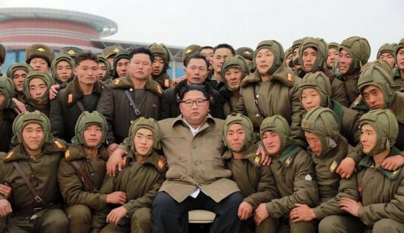 Kuzey Kore lideri Kim, virüse bile meydan okuyor!