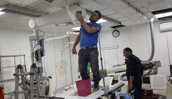 Lefkoşa Devlet Hastanesi 10 güne hazır