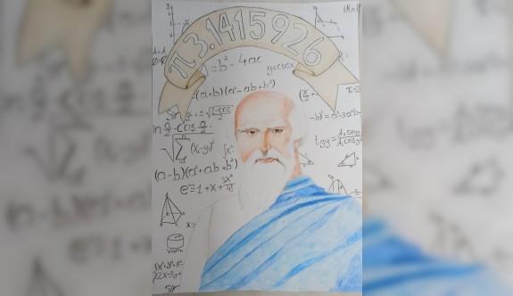 """Liselerarası """"Her Yer Matematik"""" konulu poster yarışması sonuçları açıklandı"""