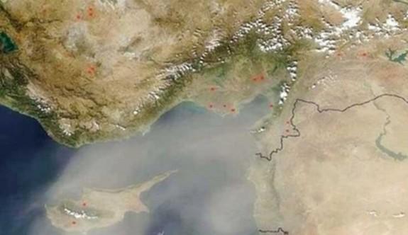 Meteoroloji Dairesi tozlu havaya karşı vatandaşları uyardı