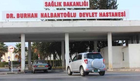 Nalbantoğlu Hastanesi boşaltılıyor