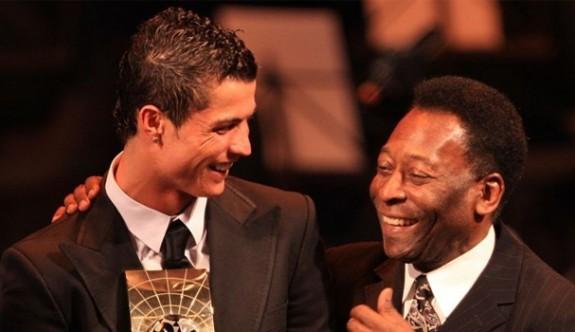 Pele 'Ronaldo' dedi