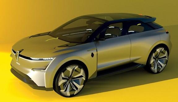 Renault'dan boyut değiştirebilen konsept: MORPHOZ