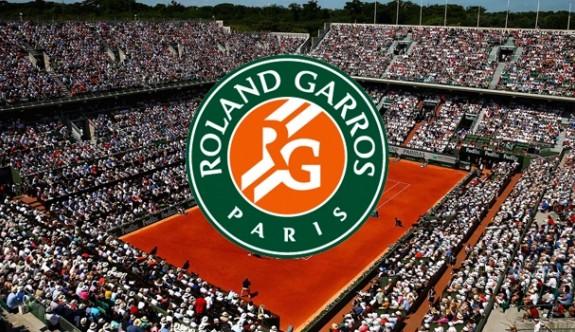 Roland Garros da ertelendi