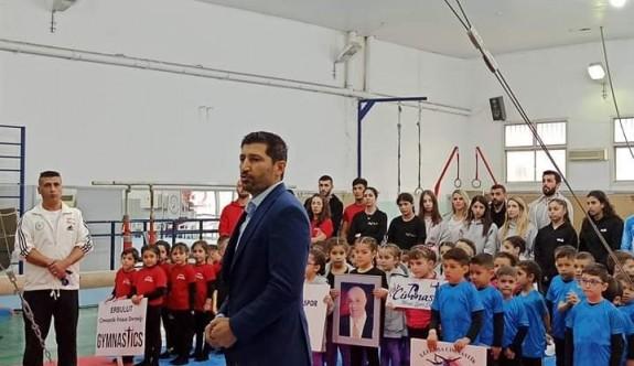 Sapsızoğlu: Sporumuzun sağlam temellere oturması cimnastik sayesinde olacak