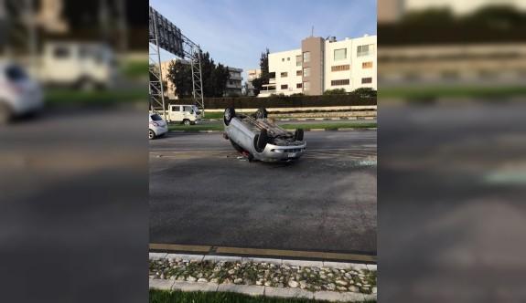 Son bir haftada 35 trafik kazasında 15 kişi yaralandı