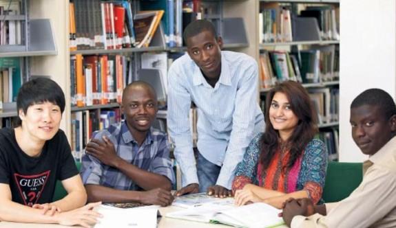 Ülkemizdeki yabancı öğrenciler yardım istiyor