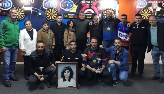 Ünsal Akel Turnuvasında şampiyon Kurdaş
