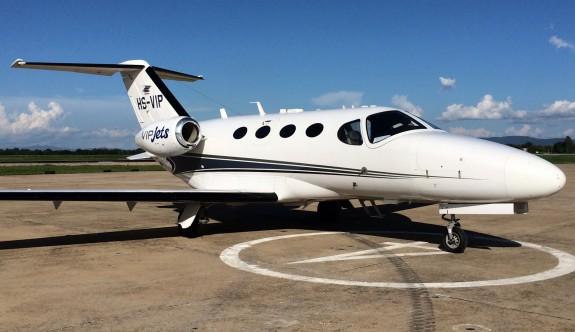 30 bin Euro ödeyip özel jetlerle dönüyorlar