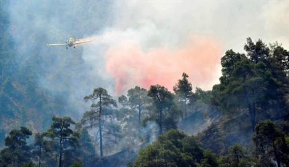 Conkbayır, yükselen yangın riskine dikkat çekti