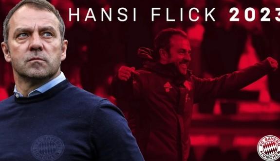 Bayern Münih Flick ile uzattı