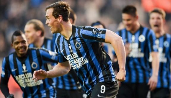 Belçika'da Club Brugge şampiyon