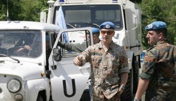 BM askerleri ve diplomatların giriş yasağına uzatma