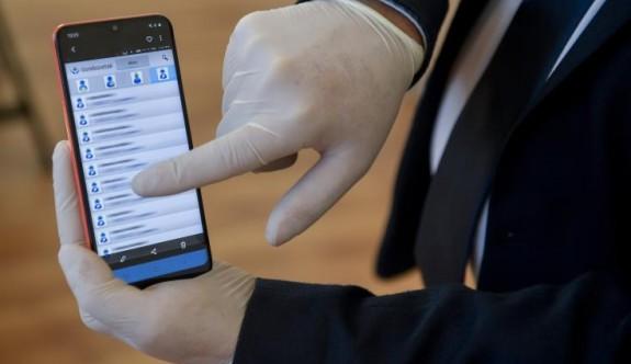 Cep telefonlarından coronavirüs tespiti için uygulama hazırlandı
