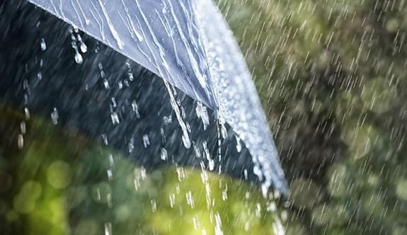 Cumaya kadar yağmur var