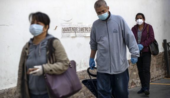 Dünyada koronavirüsten iyileşen sayısı 580 bini geçti